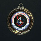 Judges Choice medal - S4C-2015, USA,We do new narts-4
